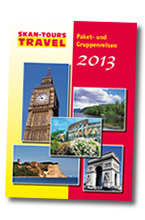 Gruppenreisen Katalog 2013